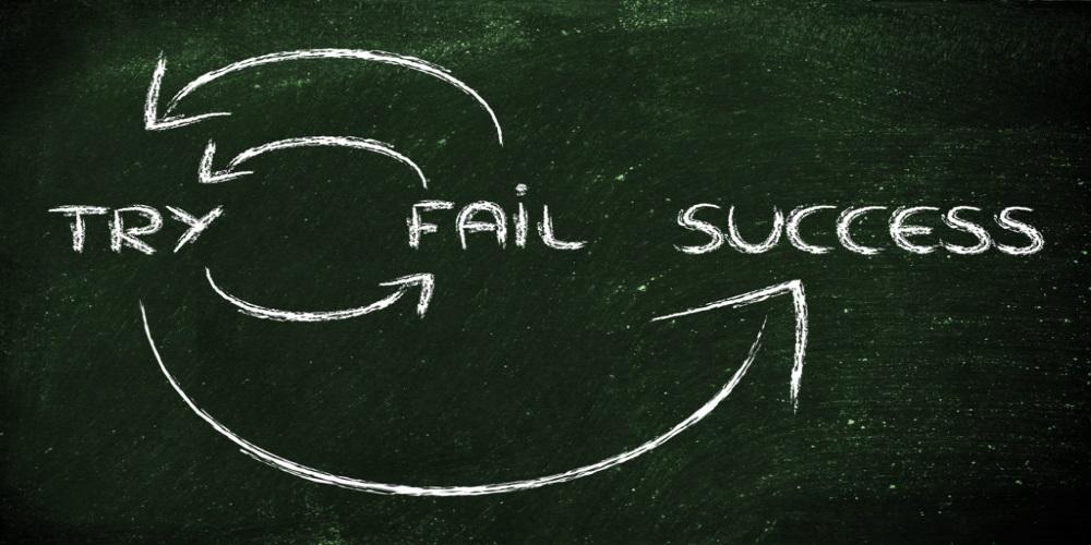 Совет 5. Радуйтесь каждой ошибке – в этом нет ничего постыдного!